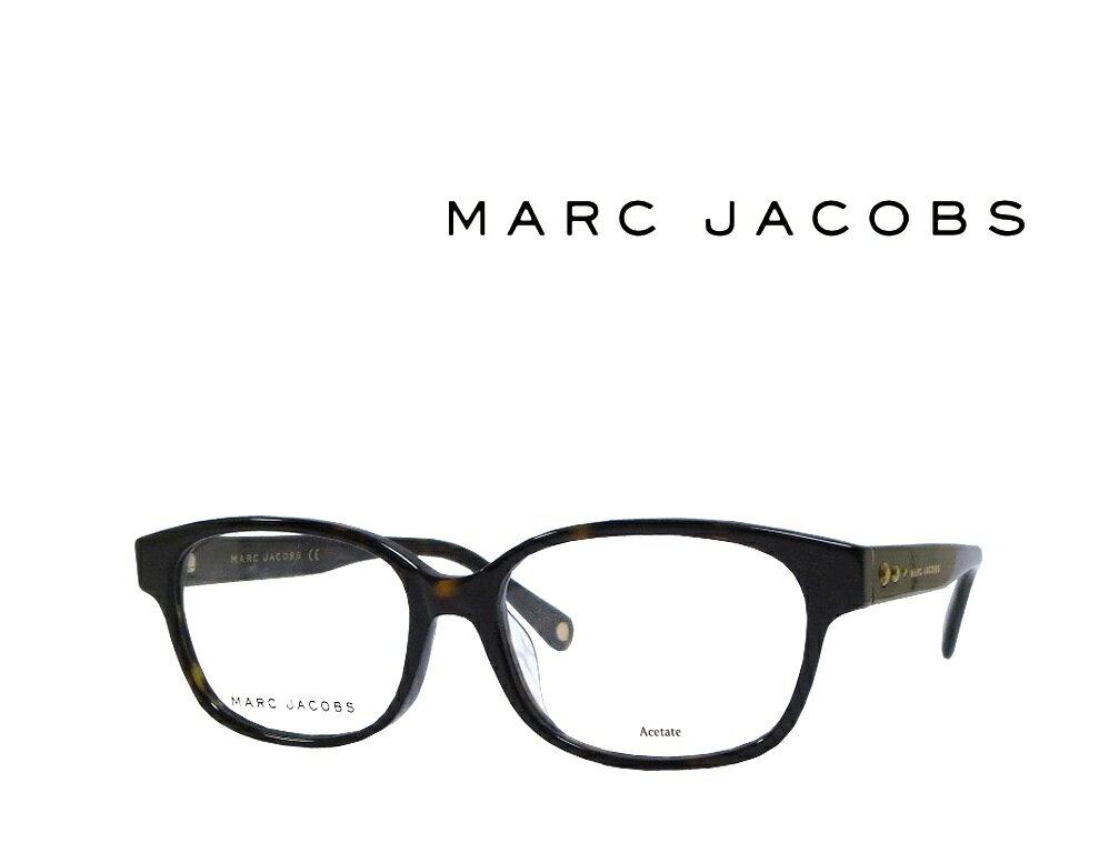【MARC JACOBS】 マーク ジェイコブス メガネフレーム MARC 84/F  086  ハバナ  国内正規品