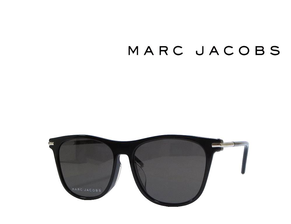 送料無料【MARC JACOBS】マーク ジェイコブス サングラス MARC 86/F/S  CSA  ブラック 国内正規品【RCP】