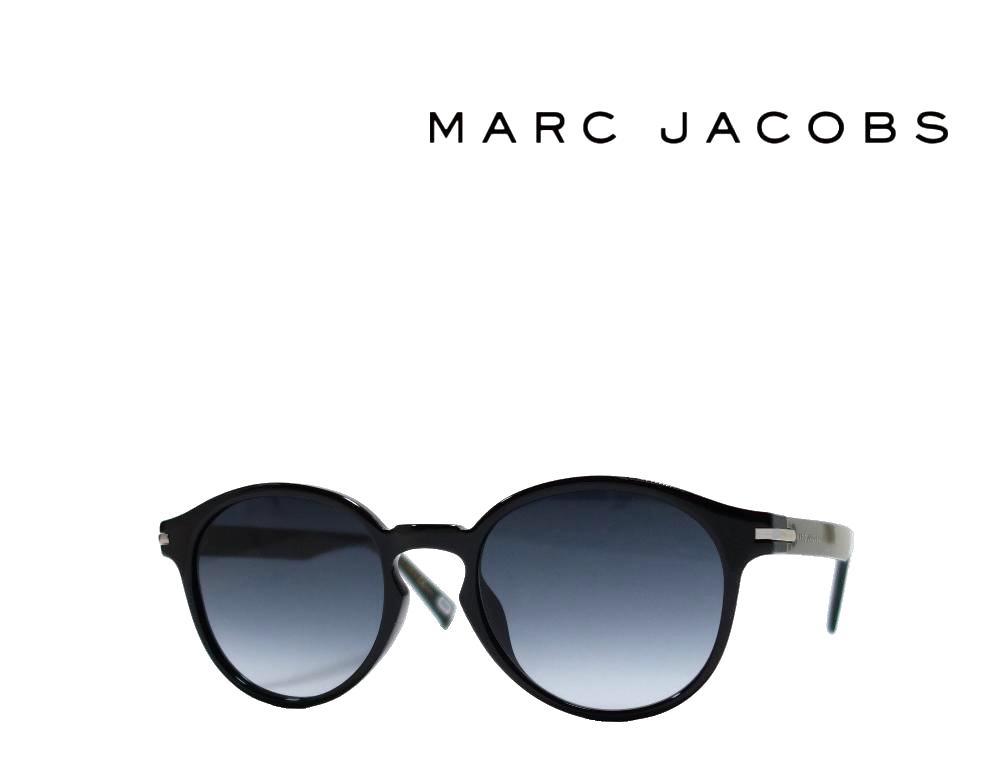 送料無料【MARC JACOBS】マーク ジェイコブス サングラス MARC 224/S  807  ブラック 国内正規品