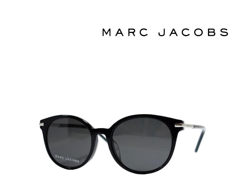 送料無料【MARC JACOBS】マーク ジェイコブス サングラス MARC 87/F/S  CSA  ブラック アジアンフィット 国内正規品