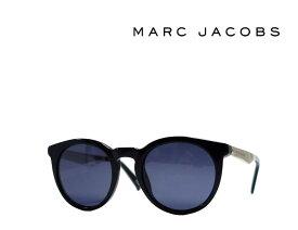 送料無料【MARC JACOBS】マーク ジェイコブス サングラス MARC 204/S  807  ブラック アジアンフィット 国内正規品
