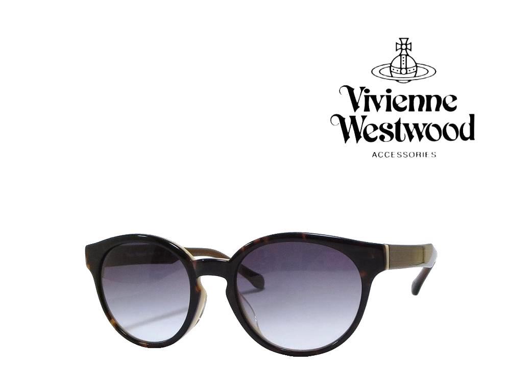送料無料【Vivienne Westwood】ヴィヴィアン ウエストウッド  サングラス  VW-9709 BD   ハバナ