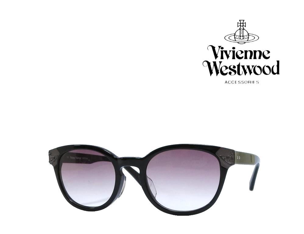 送料無料【Vivienne Westwood】ヴィヴィアン ウエストウッド  サングラス  VW-9713  BK  ブラック