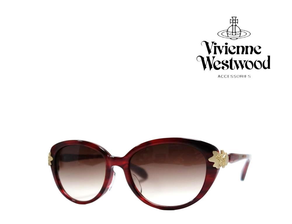 送料無料【Vivienne Westwood】ヴィヴィアン ウエストウッド  サングラス  VW-7764  RD  レッドハバナ