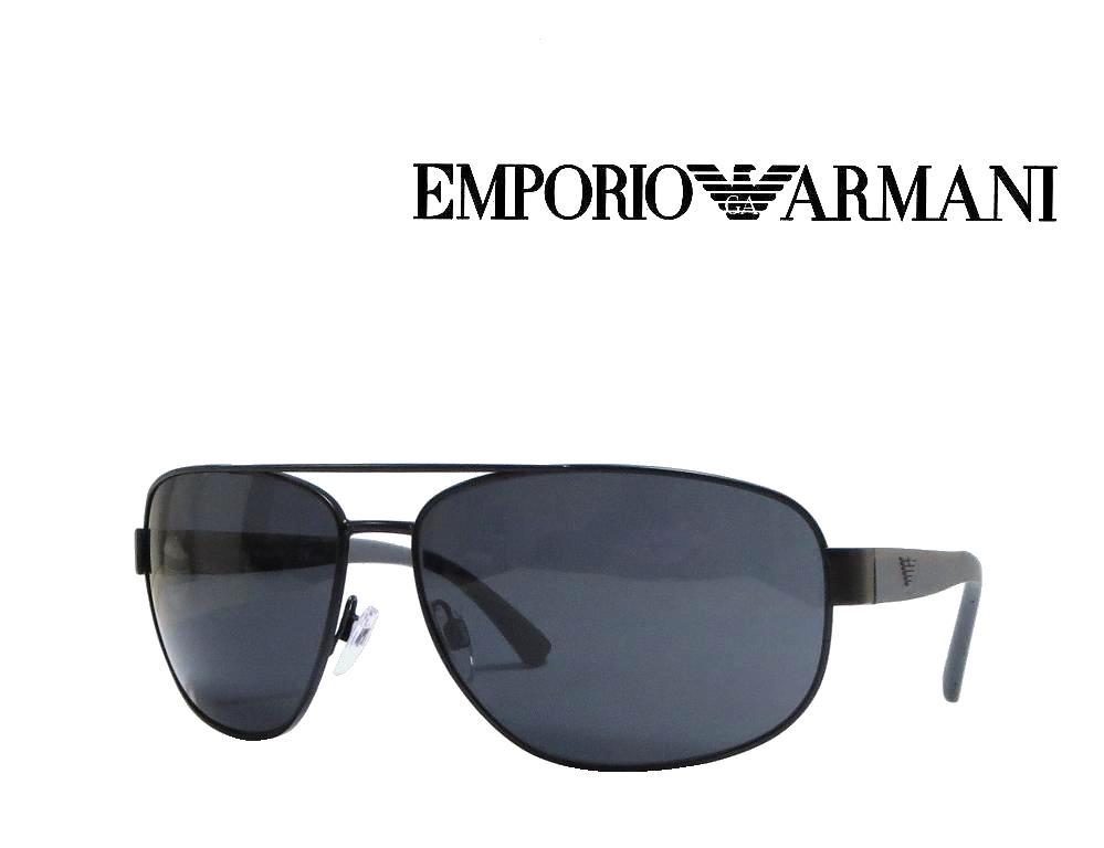送料無料【EMPORIO ARMANI】 エンポリオ アルマーニ  サングラス   EA2036  3001/87 国内正規品