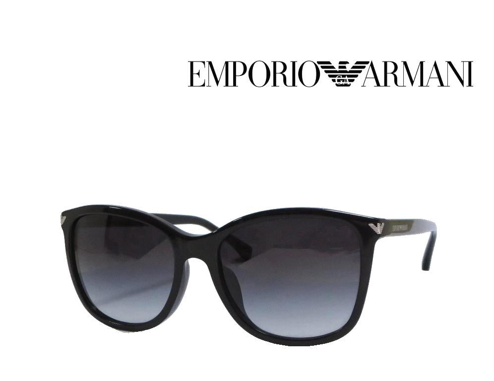 送料無料【EMPORIO ARMANI】 エンポリオ アルマーニ  サングラス  EA4060F   5017/8G ブラック 国内正規品