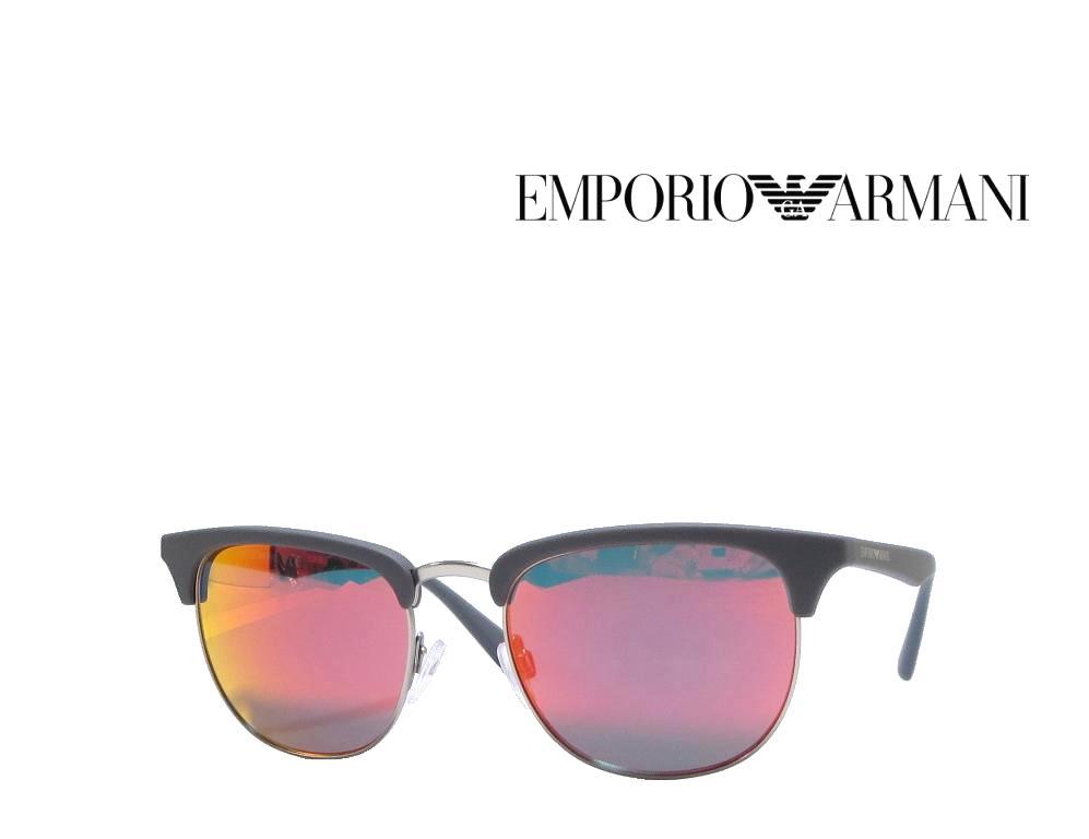 送料無料【EMPORIO ARMANI】 エンポリオ アルマーニ  サングラス   EA4072  5502/6Q 国内正規品 《数量限定特価品》