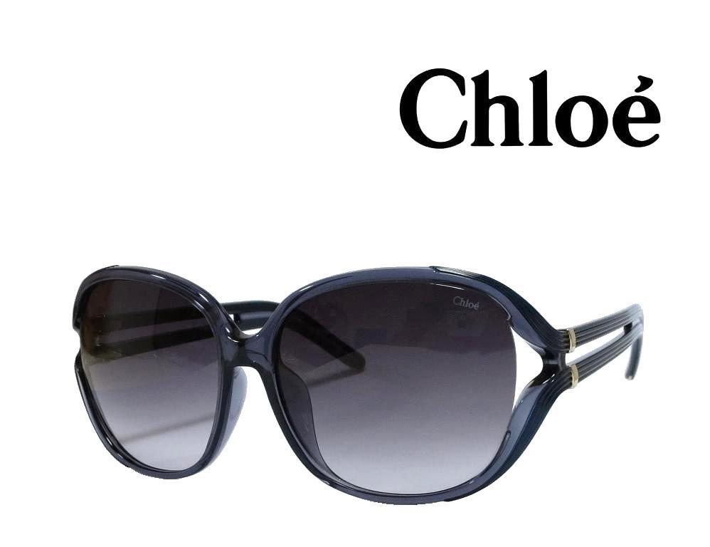 【Chloe】クロエ サングラス  CE695SA  035  クリアグレー アジアンフィット 国内正規品【RCP】