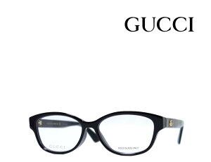 【GUCCI】 グッチ メガネフレーム GG0639OJ 001 ブラック アジアンフィット 国内正規品