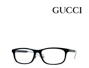 【GUCCI】 グッチ メガネフレーム GG0858OJ 002 ブラック 国内正規品