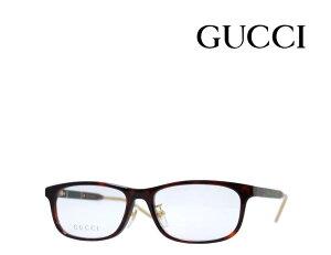 【GUCCI】 グッチ メガネフレーム GG0858OJ 003 レッドハバナ 国内正規品