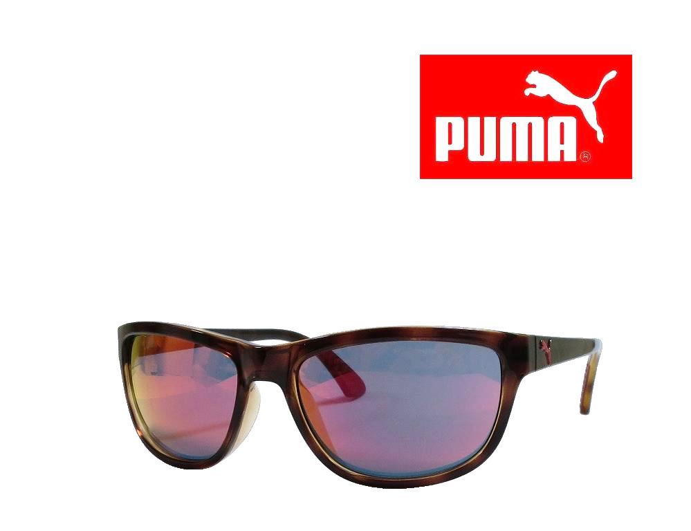 送料無料【PUMA】プーマ サングラス PU0011SA 003  ハバナ  国内正規品【RCP】