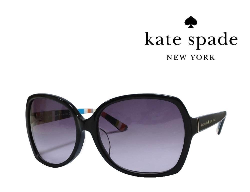 【Kate spade】ケイトスペード サングラス HALSEY/F/S  807 アジアンフィット 国内正規品