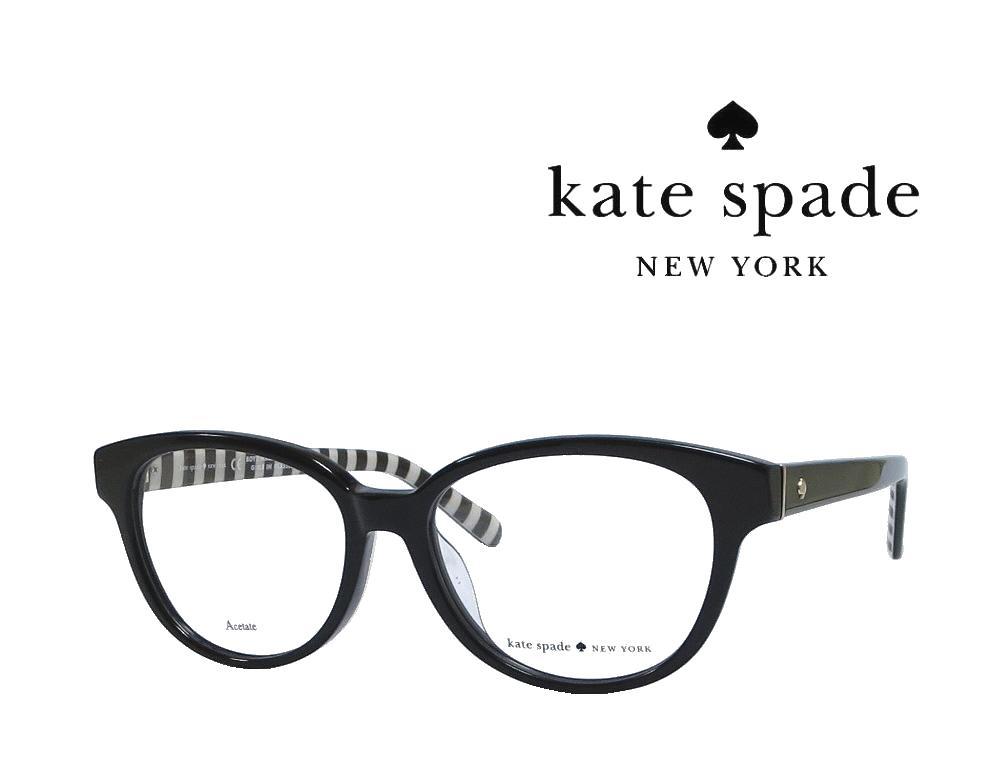 【Kate spade】 ケイトスペード メガネフレーム  FAWN/F  GMF アジアンフィット 国内正規品
