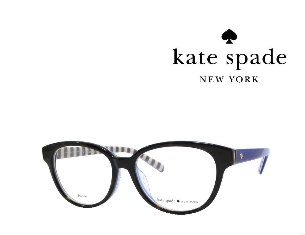 【Kate spade】 ケイトスペード メガネフレーム  FAWN/F  GMG  国内正規品