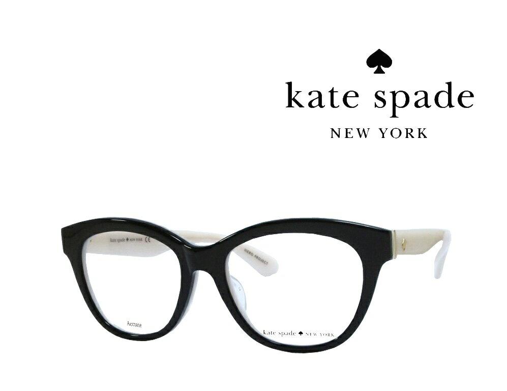 【Kate spade】 ケイトスペード メガネフレーム  LAURYN/F  QOY  国内正規品