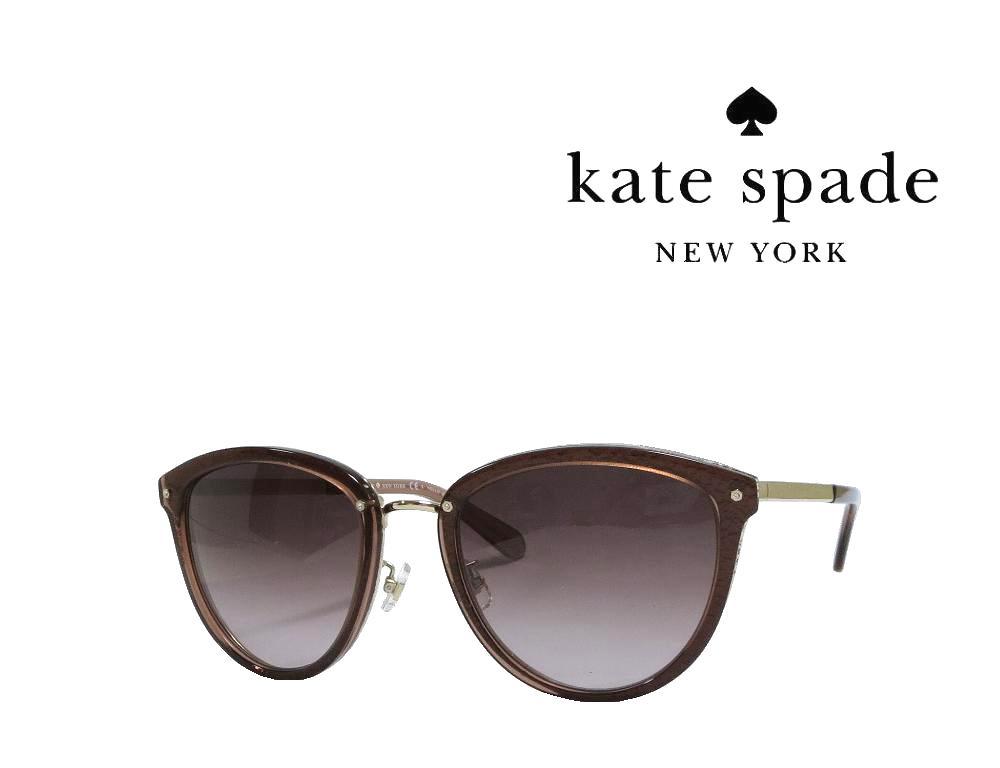 【Kate spade】ケイトスペード サングラス  ANNMARIA/F/S  OAW  ブラウン 国内正規品
