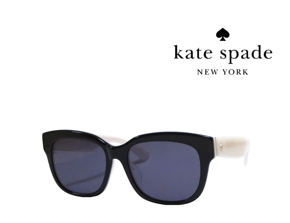 【Kate spade】ケイトスペード サングラス LORELLE/F/S  QOY ブラック  国内正規品
