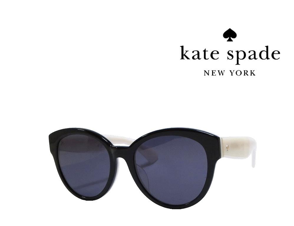 【Kate spade】ケイトスペード サングラス JENISA/F/S  QOY ブラック  国内正規品