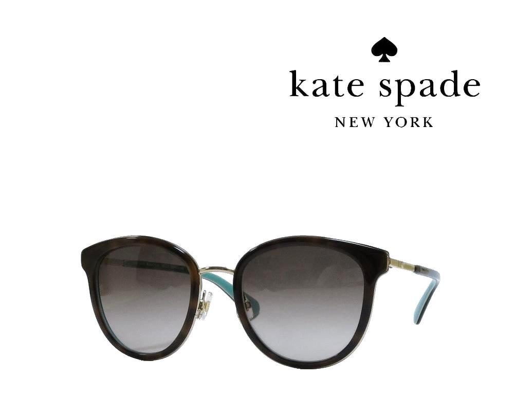 【Kate spade】ケイトスペード サングラス ADAYNA/F/S  PHW ハバナ  国内正規品