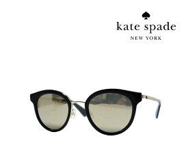 【Kate spade】ケイトスペード サングラス LISANNE/F/S  807 ブラック  国内正規品
