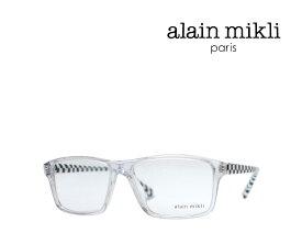 【alain mikli】 アランミクリ メガネフレーム A03065 007 クリア 国内正規品