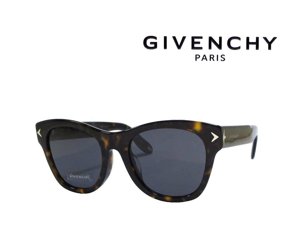 【GIVENCHY】ジバンシィ サングラス GV7024/F/S    086 ハバナ アジアンフィット 国内正規品