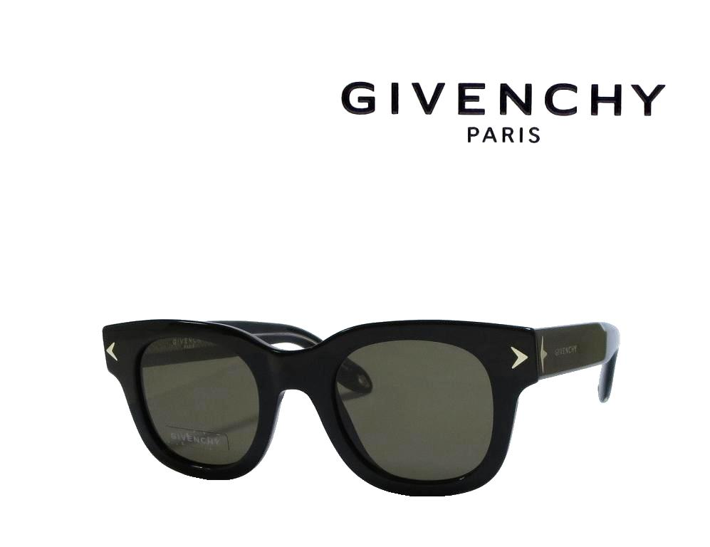 【GIVENCHY】 ジバンシィ サングラス GV7037/S Y6C ブラック  国内正規品