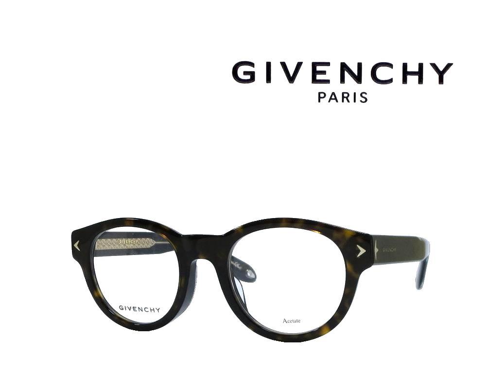 【GIVENCHY】 ジバンシィ メガネフレーム  GV0037/F  9WZ  ハバナ/ブラック 国内正規品