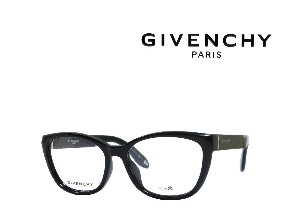 【GIVENCHY】 ジバンシィ メガネフレーム  GV0036/F D28  ブラック アジアンフィット  国内正規品