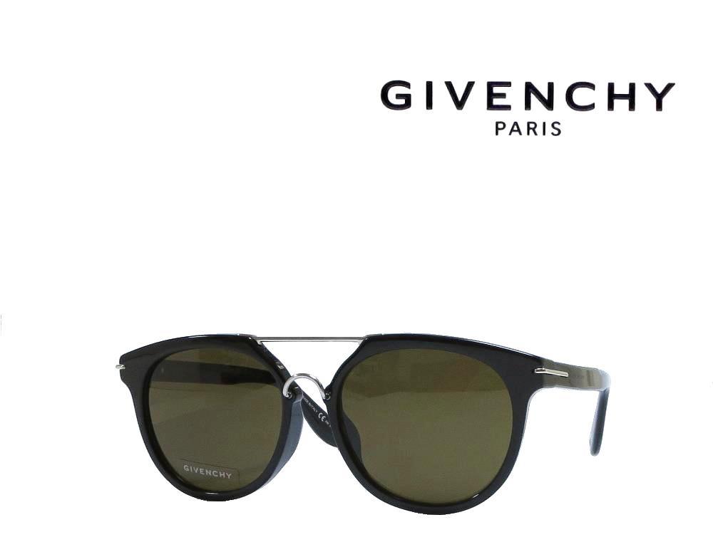 【GIVENCHY】 ジバンシィ サングラス GV7044/F/S  807 ブラック アジアンフィット  国内正規品
