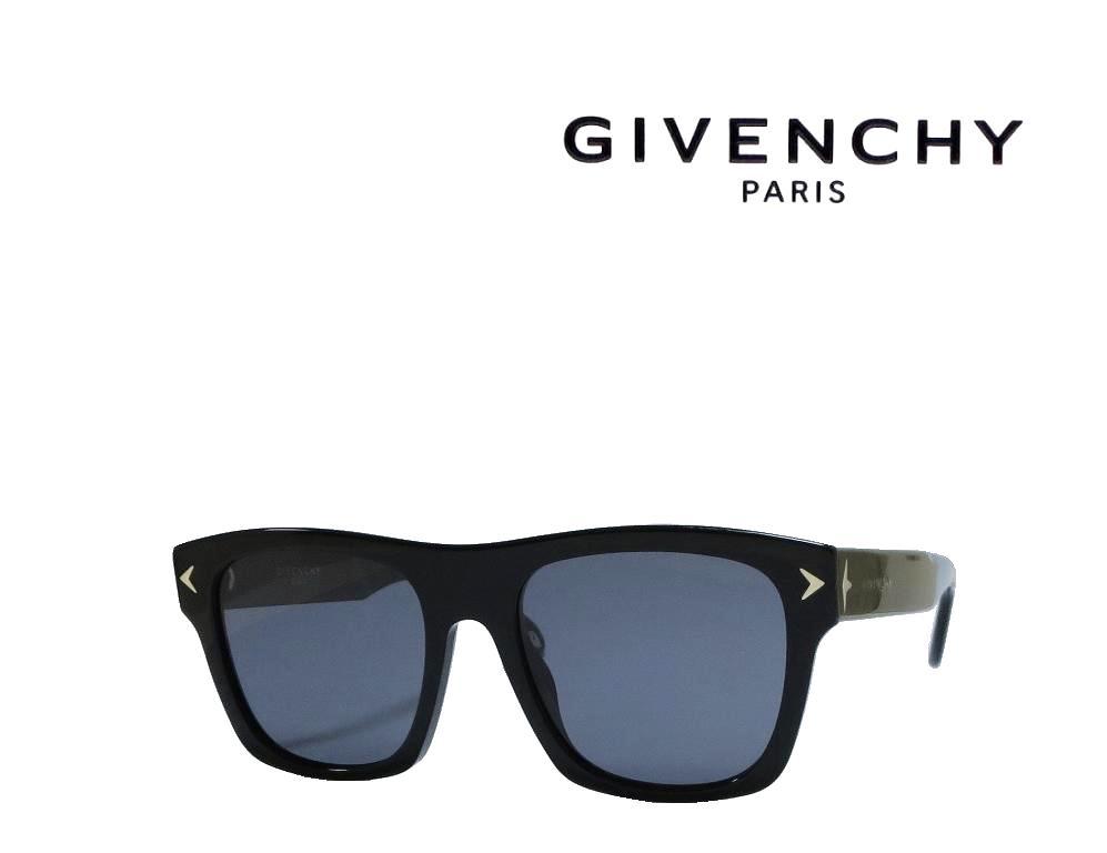 【GIVENCHY】 ジバンシィ サングラス GV7011/S 807 TD ブラック 偏光レンズ 国内正規品
