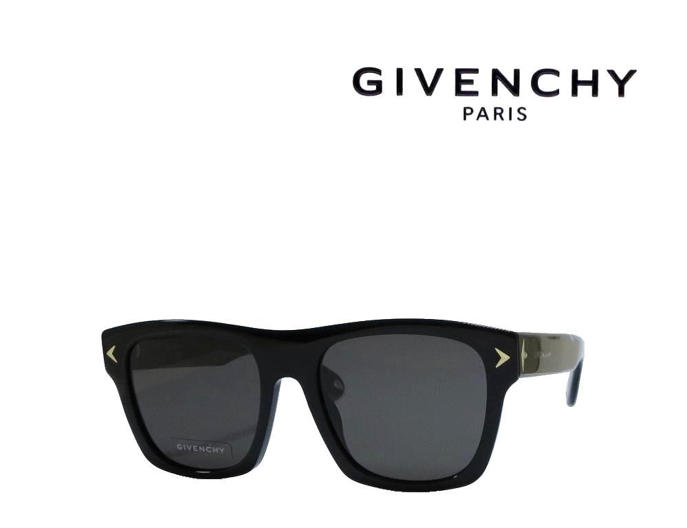 【GIVENCHY】 ジバンシィ サングラス GV7011/S 807 NR ブラック  国内正規品