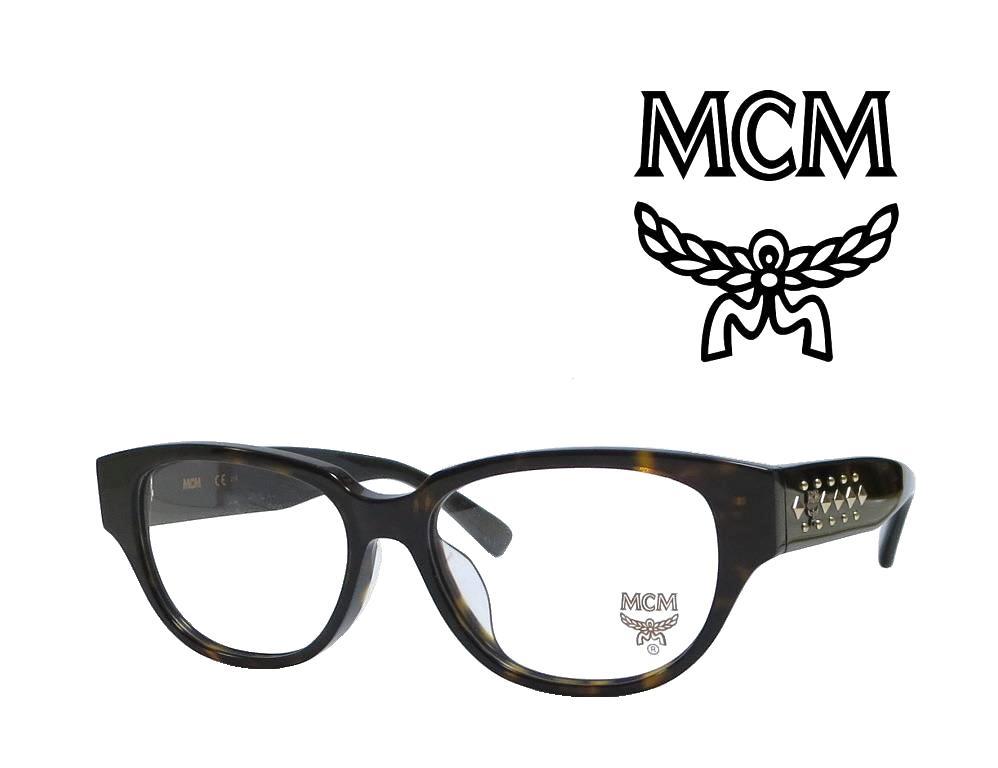 【MCM】 エムシーエム メガネフレーム MCM2602A   214   ハバナ  国内正規品 《数量限定特価品》