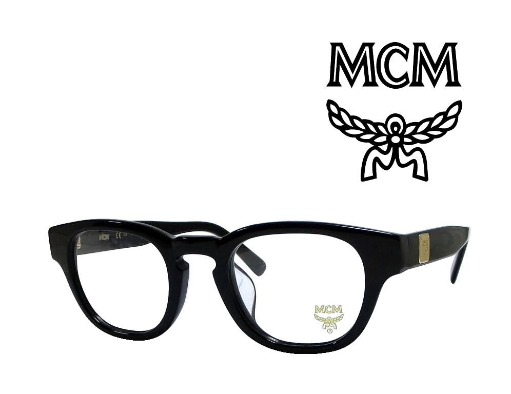 【MCM】 エムシーエム メガネフレーム  MCM2607A   001  ブラック 国内正規品 《数量限定特価品》