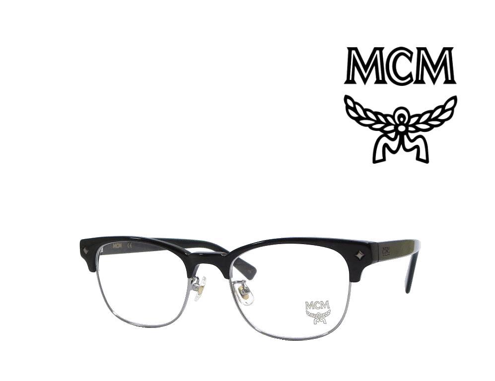 【MCM】 エムシーエム メガネフレーム  MCM2633A  001  ブラック/シルバー 国内正規品