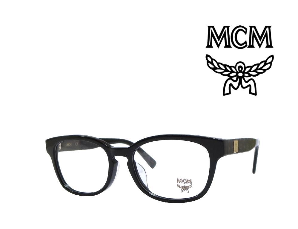 【MCM】 エムシーエム メガネフレーム MCM2631A  001  ブラック 国内正規品