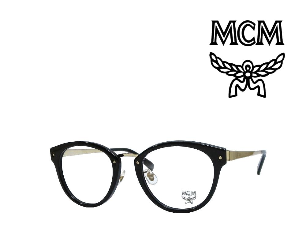 【MCM】 エムシーエム メガネフレーム  MCM2632A  001  ブラック/ゴールド 国内正規品