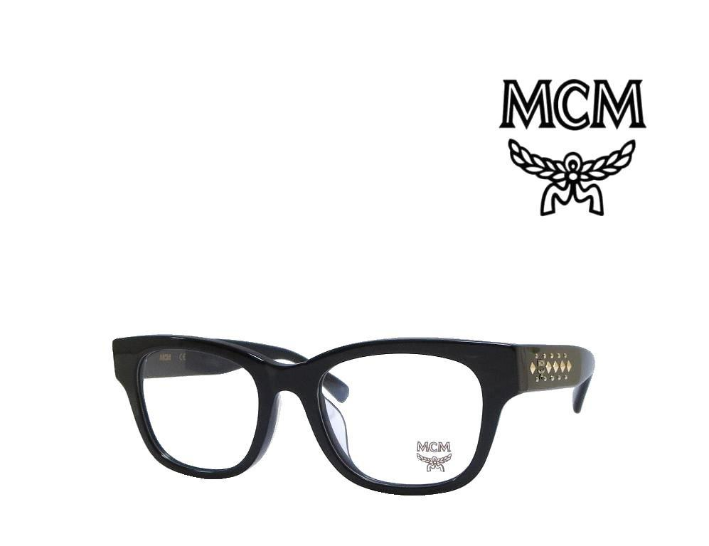 【MCM】 エムシーエム メガネフレーム MCM2601A   001  ブラック 国内正規品 《数量限定特価品》