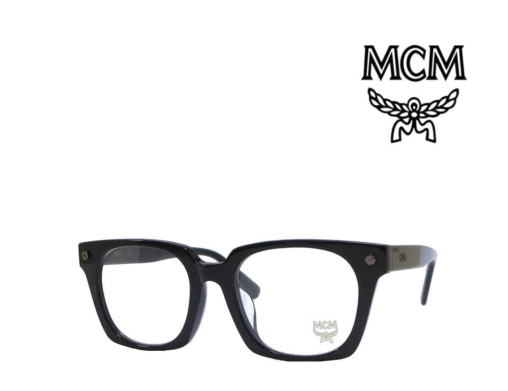 【MCM】 エムシーエム メガネフレーム MCM2637A  001  ブラック アジアンフィット 国内正規品 《数量限定特価品》