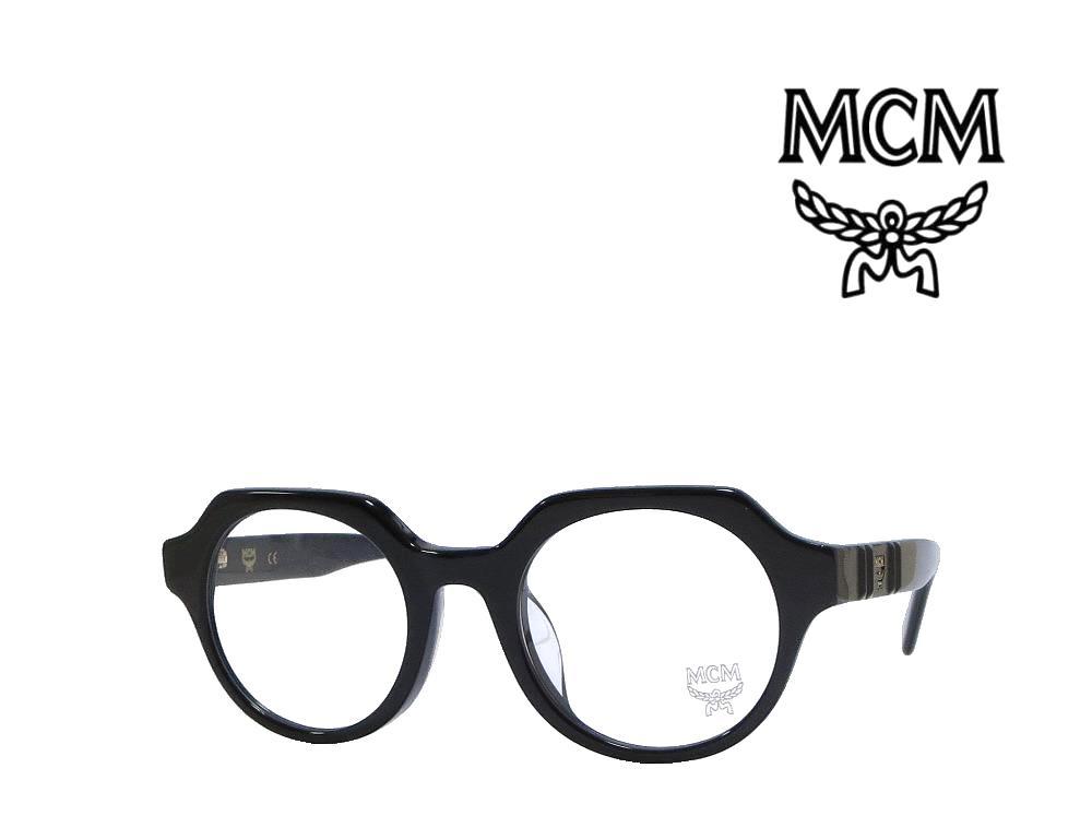 【MCM】 エムシーエム メガネフレーム MCM2638A  001  ブラック アジアンフィット 国内正規品 《数量限定特価品》