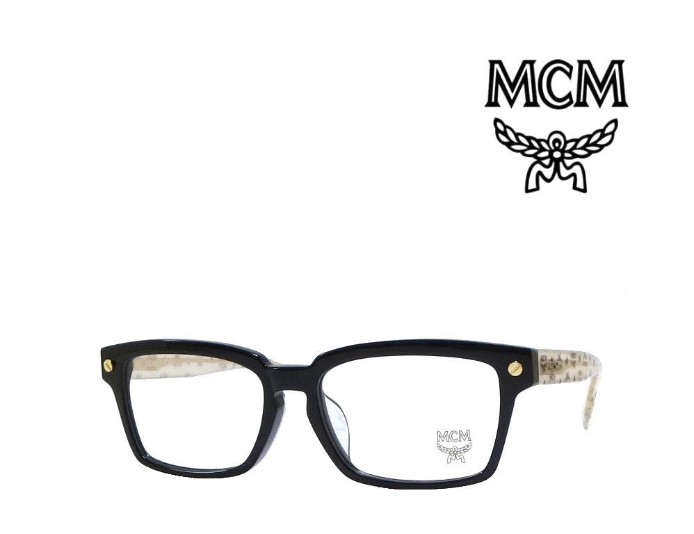 【MCM】 エムシーエム メガネフレーム MCM2649A  024  ブラック アジアンフィット 国内正規品