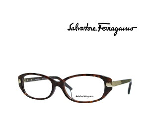 【Salvatore Ferragamo】サルヴァトーレ フェラガモ メガネフレーム SF2740A 214 トータス アジアンフィット 国内正規品 《数量限定特価品》