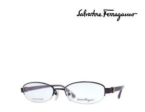 【Salvatore Ferragamo】サルヴァトーレ フェラガモ メガネフレーム SF2503J   500  パープル  国内正規品  《数量限定特価品》