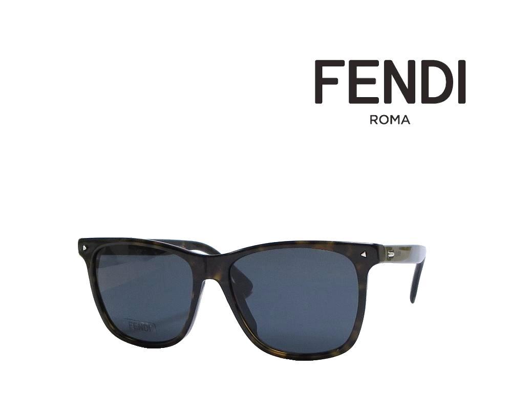 【FENDI】 フェンディ サングラス FF M0002/S 086  ダークハバナ 国内正規品