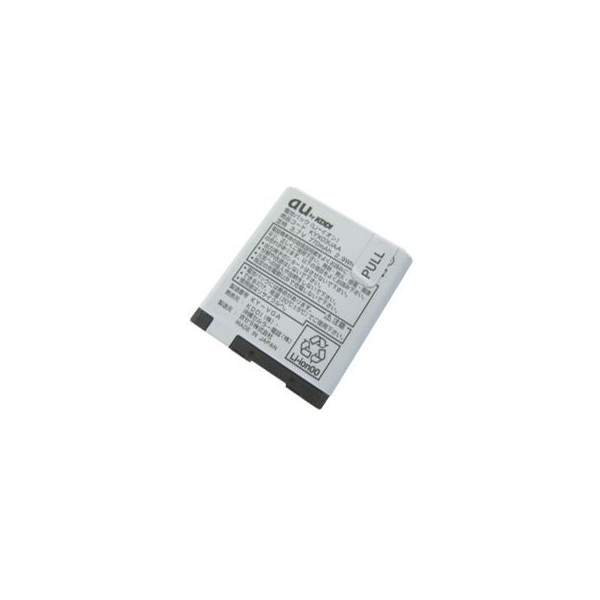 4258 中古良品 au mamorino3/Mi-Look/mamorino2/mamorino/lotta/PRISMOID/E07K対応 電池パックKYX03UAA