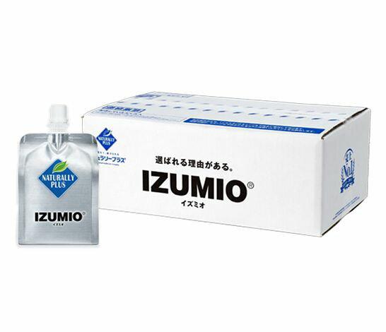 New【ナチュラリープラス】IZUMIO(イズミオ) 200ml×30パック(1ケース)