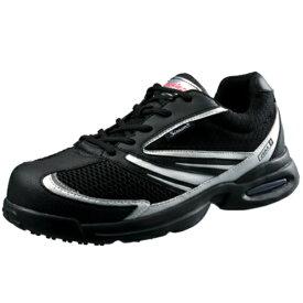 安全靴 Simon シモン 軽技スペシャル JSAA B種認定 大きいサイズ KS702 ブラック 送料無料