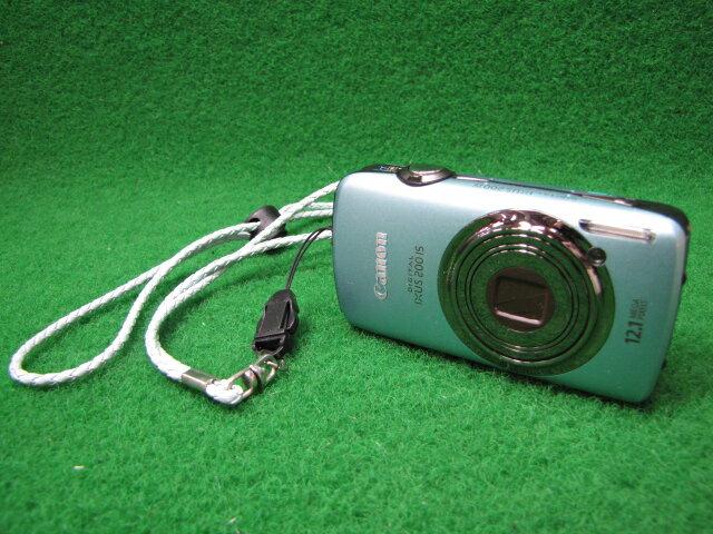 【訳あり】Canon デジタルカメラ IXUS 200IS キャノン 【中古】【成田店】