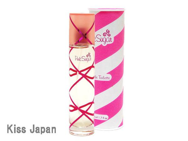 アクオリナ AQUOLINA ピンクシュガー 100ml EDT SP 【香水】【あす楽対応商品】【ラッキーシール対応】